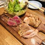 肉と野菜 けいとく -