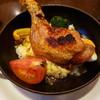 ドッグデプトガーデン - 料理写真:チキングリル