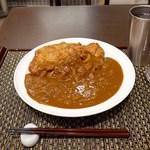 銀座 古川 - ポークカツカレー