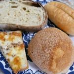 自家製酵母パン ひとつぶ -