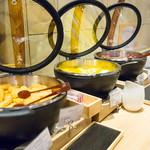 112868679 - 約30種類の朝食和洋ビュッフェ