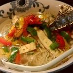 麺神 まるよし - ヴィーガンラーメン