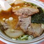 香雅 - 焼豚そば750円!