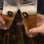 jingisukankaminohitsujiikebukuro - 黒ラベルで乾杯