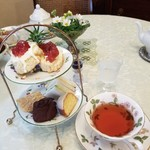 ROSE TEA ROOM - 料理写真: