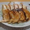 レストラン あさやホテル - 料理写真:野菜餃子、肉餃子の食べ比べ