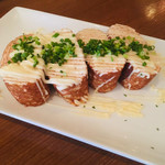 Matthininomori - 明太子のふわふわ出汁巻き卵