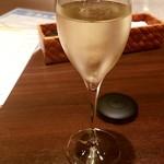 112888394 - 乾杯スパークリング(サービス)