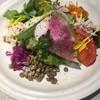 フタツボシ - 料理写真:本日のおまかせメリメロサラダ