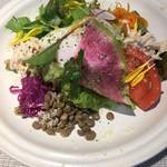 フタツボシ - 本日のおまかせメリメロサラダ