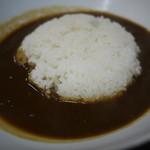 カレーショップびぼ - 料理写真:レギュラーカレー