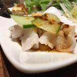 中国菜 四合院凛丹 - 豚しゃぶ