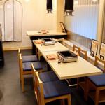 焼肉 セジョン - テーブル席を設置してリニューアル