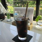 ガーデンカフェ別所 - アイスコーヒー