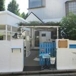 ガーデンカフェ別所 - 入口