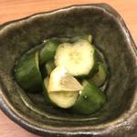 博多串工房 フタクチ - 料理写真:きゅうり