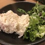 博多串工房 フタクチ - 料理写真:ポテサラ