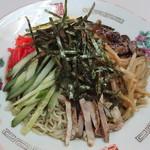 Marukambirudaishokudou - 冷風麺