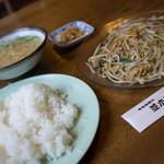 並木茶屋 - 料理写真:
