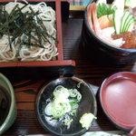 竹家 - ちらしセット 1100円