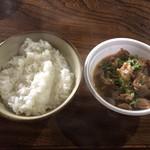 山口山荘 - 料理写真: