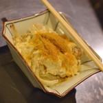 ながおかのおっさん - カラスミポテトサラダ(700円)