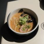 ののや - 味噌/太麺 770円