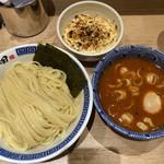 つじ田 - カレー南蛮つけ麺