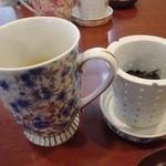 茶芸館 甜 - 阿里山高山烏龍茶