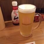 道頓堀麦酒スタンド -
