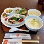 浜木綿 - 白米orお粥が選べる