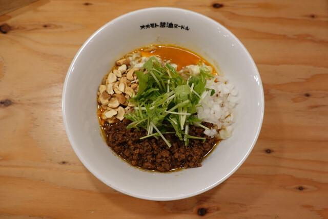 オカモト醤油ヌードル>