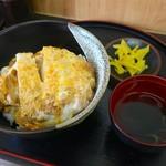 てっちゃん - 料理写真:カツ丼(500円)
