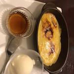 小樽食堂 - スィートポテト