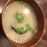 小樽食堂 - しじみ汁