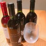 基 - ドリンク写真:まるき葡萄酒