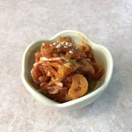 遊月 - 料理写真:チャンジャ(税別400円)