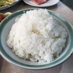遊月 - 料理写真:ごはん大(税別380円)
