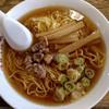 清吉そばや - 料理写真:中華そば(大盛り)640円