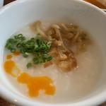香港蒸籠 - 中華粥