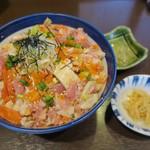 海街丼 - ・「海街丼(¥980)」