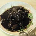 美花林 - スペアリブの黒酢煮