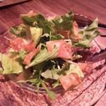 トムズキッチン - お通しサラダ(二人分)