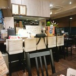 洋食かつ 兎 - 店内