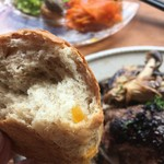 ユクル テラス - 金柑のパン