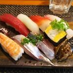 玄海鮨 - 綺麗ですねぇ