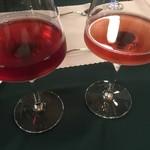 ログホテル ザ メープル ロッジ - 宝水ワイン飲み比べセット1188円