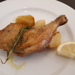 Trattoria Adriana - 鶏モモ肉