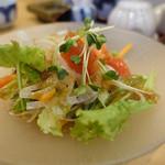 お料理 岸がみ - 料理写真:ベジファースト