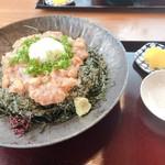 甘味茶屋 すしと海鮮丼 坪の内 - 料理写真: